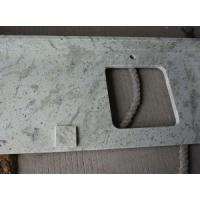 Imported White Granite,Bianco Romano Counter Top, Bathroom Vanity Tops, Manufactures