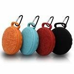 Quality Customized Mini Portable Sport Speaker with Hanging Hole for Outdoor Use for sale