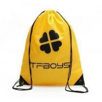 china Nylon Drawstring Bag Manufactures