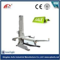 Quality Products china 2.5t Hydraulic Single Post Car Lift Machine for sale