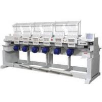 6 Head Best Cap T Shirt and Flat Embroidery Machine Manufactures