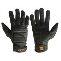 China Goat skin leather gloves on sale