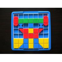 Buy cheap sport equipment New 3D DIY Toy Plastic Puzzle from wholesalers