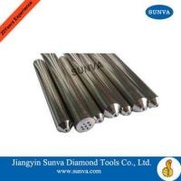 China SUNVA Diamond Dressers for grinding wheels / Single Point /Multi Point /Chisel Type /Coned on sale