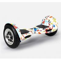 SELF-BALANCING SMART ELECTRIC SCOOTER 10 INCH HOVER BOARD WITH SAMSUNG CERTIFIED BATTERY(GULES) Manufactures