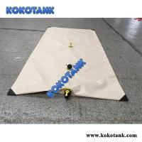 KOKO-DWT KOKO Collapsible and Plastic Water Tank 1000 liter Bladder Used for Water Storage Manufactures