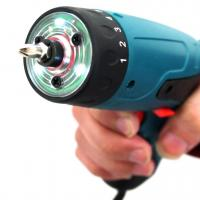 3.6V Cordless Screwdriver Wireless Drill With Led Light Set(28 Item) - intl Manufactures