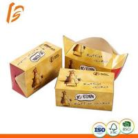 Fried chicken box foldable food pacakaging box Manufactures