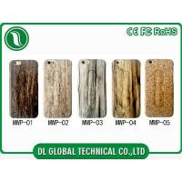China New wood mobile phone shell bracket for iPhone6/6S natural wood on sale