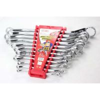 China Combination wrench 12pcs double end spanner wrnech set WR9005 on sale