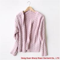 China Twist type thick cardigan 1706308 on sale