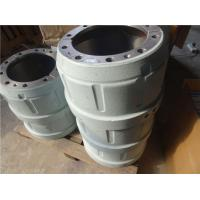 Sinotruk Howo Truck High Quality Iron Materials Front and Rear Brake Drum 99000340068 Manufactures
