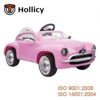 China New 12V Battery Power Vintage Toys Ride on Car with Remote Control SX1518 on sale