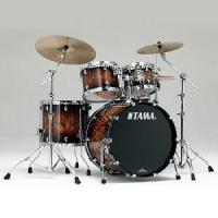 China Tama Starclassic Performer B/B PS42SMBR Molten Brown Burst Shell Pack on sale