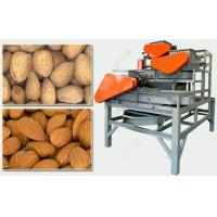 Automatic Almond Cracking Shelling Machine|Three-stage Almond Sheller Machine Manufactures