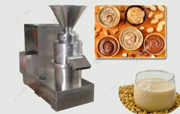 Quality Industrial Soy Bean Milk Grinder Machine|Macadamia Nuts Butter Grinding Machine for sale