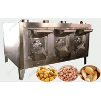 Electric Spicy Chickpeas Roasting Machine Equipment for Sale Manufactures