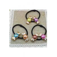 Candy Style Black String Scrunchies Manufactures