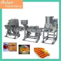 Multifunctional Automatic Chicken Fish Meat Patty Forming Machine