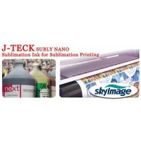 Italy Water-based J-ECO SUBLY NANO Sublimation Ink Manufactures