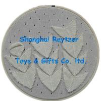 Crafts RZ-GY-1001Hoop Art Fabric Wall Hanging Manufactures