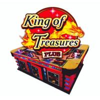 Jackpot Fish Igs King Of Treasures Slot Game Table Arcade Game Gambling Machines For Sale Manufactures