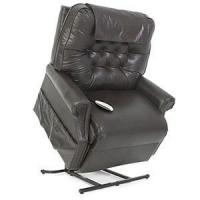 Lift Chairs Pride LC358 XXL Heavy Duty 2-Position Lift Chair Heritage Collection Manufactures