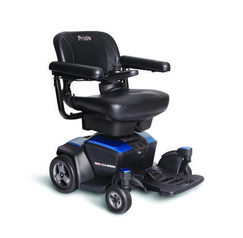 China Power Wheelchairs Pride Go Chair
