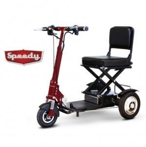 China Mobility Scooters SPEEDY EW-01 Folding Scooter