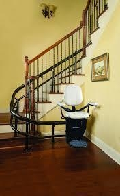 China Stair Lifts CSL500 Helix Curved Stair Lift
