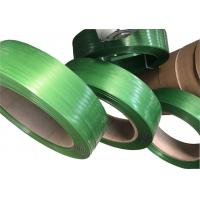 Green PET strapping 1606