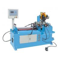Buy cheap Pipe Cutting Machine Hydraulic Cut for Exhaust Tube Automatic from wholesalers