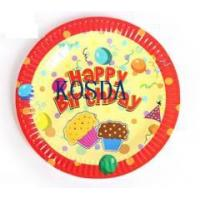 disposable paper party plates and cups and napkins Manufactures