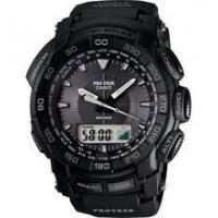 China CASIO G-Shock PRG550-1A Watch Black Band Black Dial Solar Power on sale