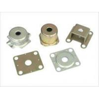 Buy cheap bracket mechanical metal stamping part from wholesalers