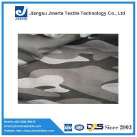 Printed Cotton Polyester Stretch Sateen Fabric Manufactures