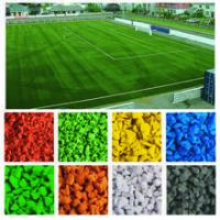 Cheap price synthetic rubber running track material Manufactures