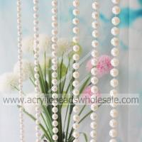 Xmas 18MM Plastic Clasp Bead Chain Curtain--YZN002 Manufactures