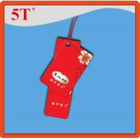 Red Clothing Hang Tags Manufactures