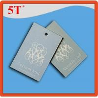 Custom tags for Version Sud Clothing Manufactures