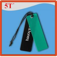Paper and Plastic Hang Tags in One Set Manufactures