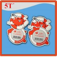 Baby Clothes Hang Tags Cut in Nice Appearance Manufactures