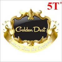 Embossed Luxury Perfume Bottle Labels Manufactures