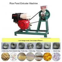 Buy cheap Rice Food Extruder Machine(buy this machine ,provide operation video) from wholesalers