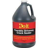 Building Materials Do it Pourable Driveway Crack Sealer, DI910447, DI910447 Manufactures