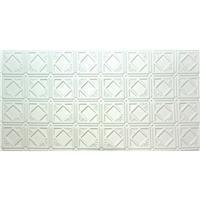 Dimensions Tin Look Nonsuspended Ceiling Tile and Backsplash, 207, 207 Manufactures