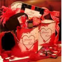 China Forever Love Romantic Gift Pail on sale