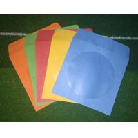 China COLOR PAPER CD SLEEVE on sale