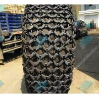 Forging alloy steel 12-16.5 tractor tire chains for open pit Manufactures