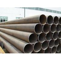 High quality Carbon Steel Welded ERW steel pipe Q195-235 Manufactures